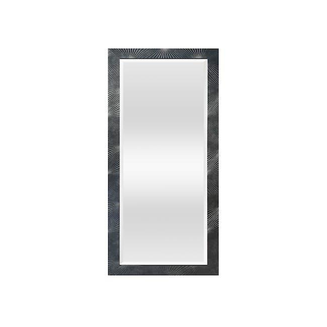 Malse Full-Length Mirror  70 x 170 cm - Black - 0