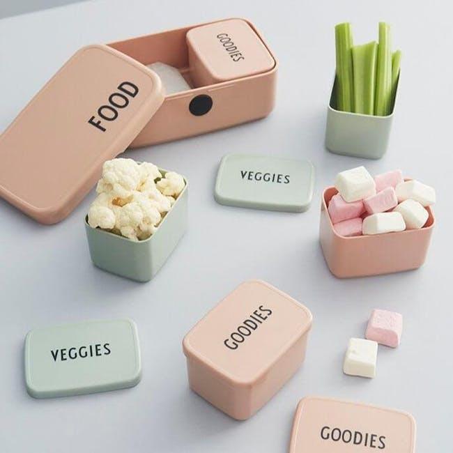 Snack Box- Green (Veggies) - 1