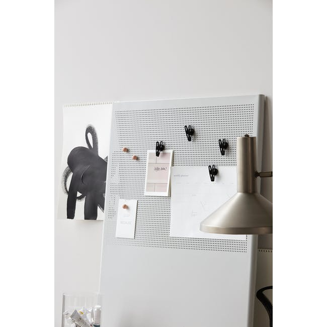 Elias Clips with Magnets - Black (Set of 4) - 1