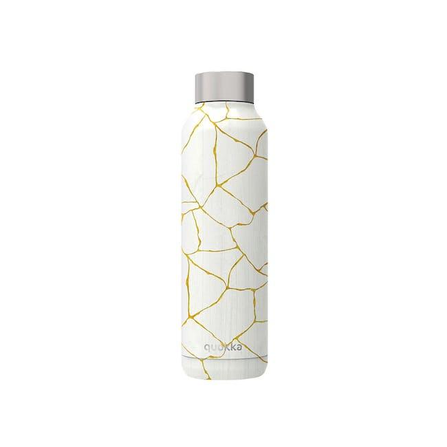 Quokka Stainless Steel Bottle Solid - Kintsugi 630ml - 0
