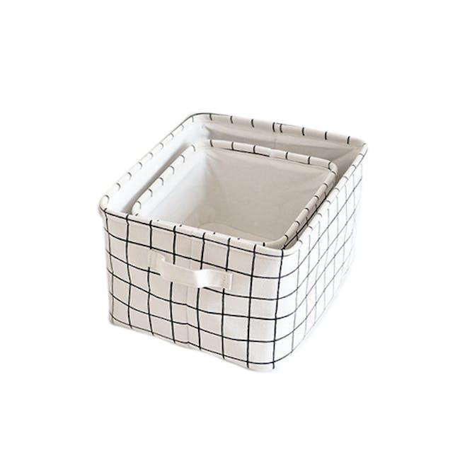 Beverley Storage Basket (Set of 2) - 1