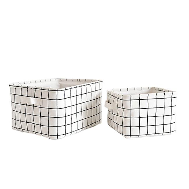 Beverley Storage Basket (Set of 2) - 0