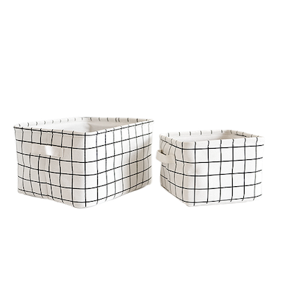 Beverley Storage Basket (Set of 2) - Image 1