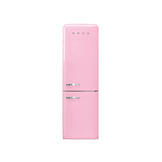 SMEG - Smeg FAB32 2-Door Refrigerator 323L - Pink