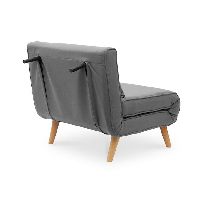 Noel Sofa Bed - Harbour Grey - 5