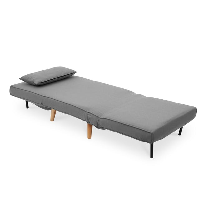Noel Sofa Bed - Harbour Grey - 13