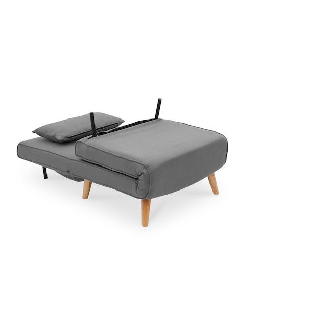 Noel Sofa Bed - Harbour Grey - 12