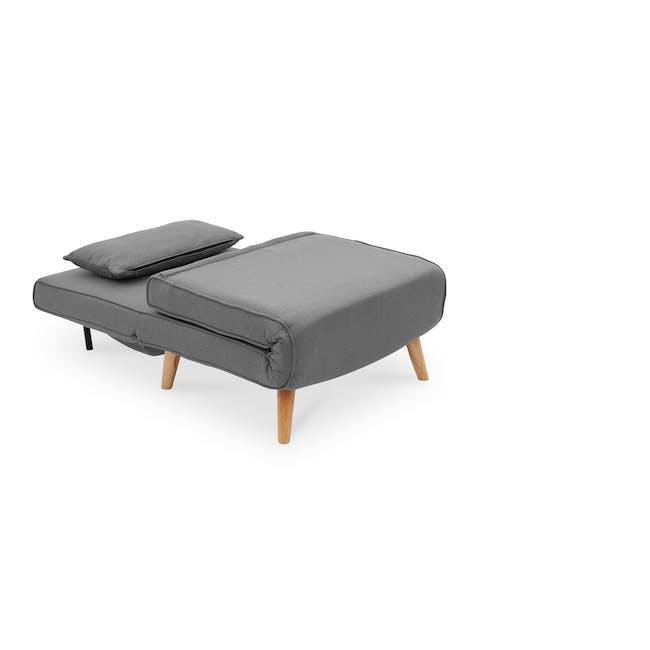 Noel Sofa Bed - Harbour Grey - 10