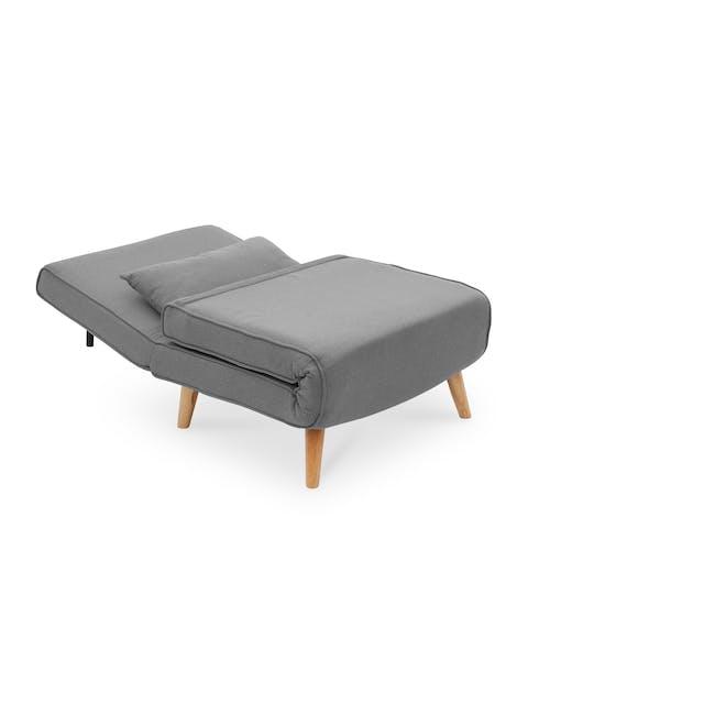 Noel Sofa Bed - Harbour Grey - 9