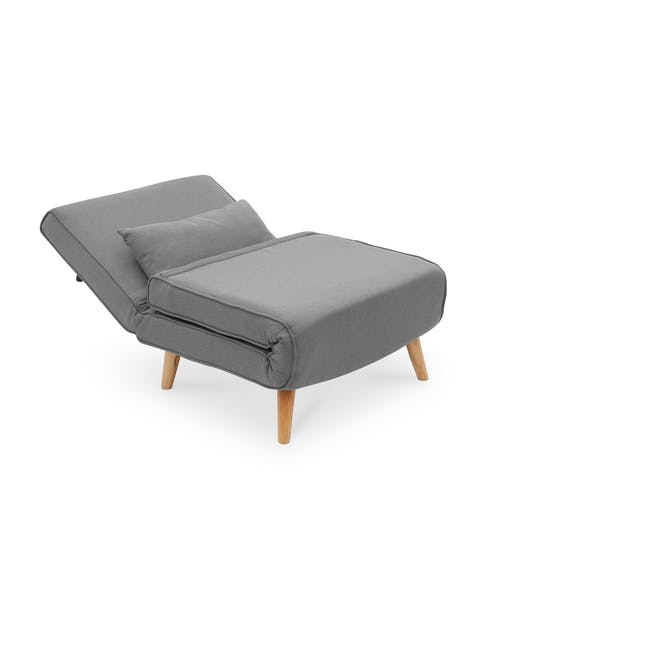 Noel Sofa Bed - Harbour Grey - 8