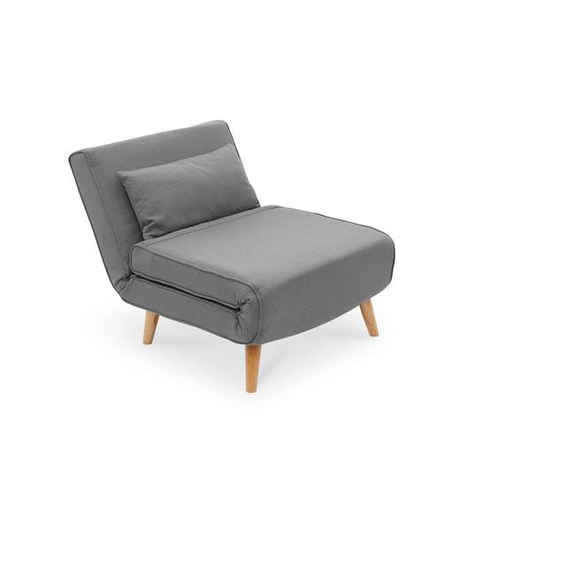 Noel Sofa Bed - Harbour Grey - 6