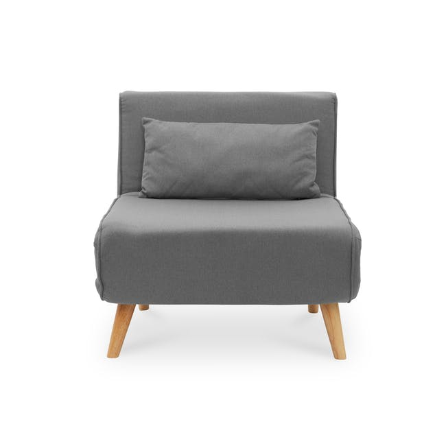 Noel Sofa Bed - Harbour Grey - 0