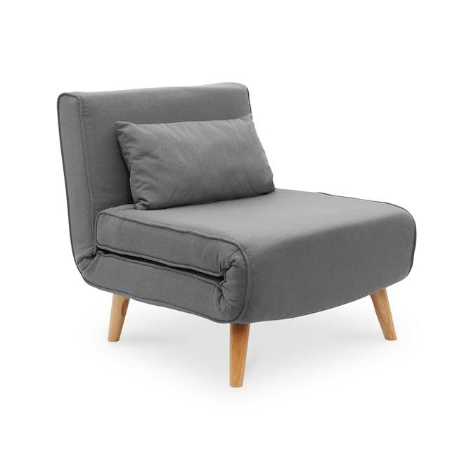Noel Sofa Bed - Harbour Grey - 2