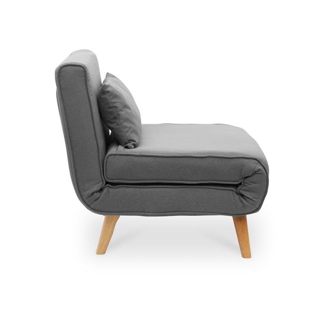 Noel Sofa Bed - Harbour Grey - 3