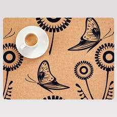 Placemat - Butterfly (Set of 4)