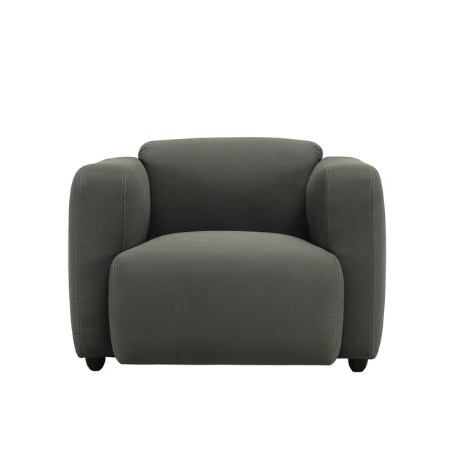 Polo Armchair - Paloma - 0