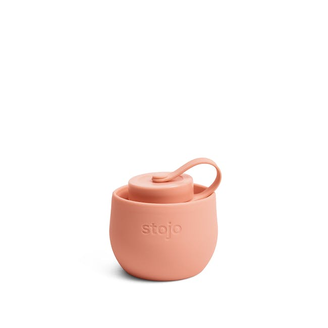 Stojo Bottle Spring Collection - Apricot - 1
