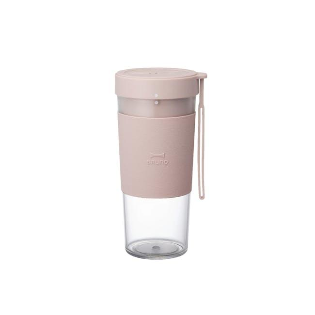 BRUNO Cordless Blender - Pink - 0
