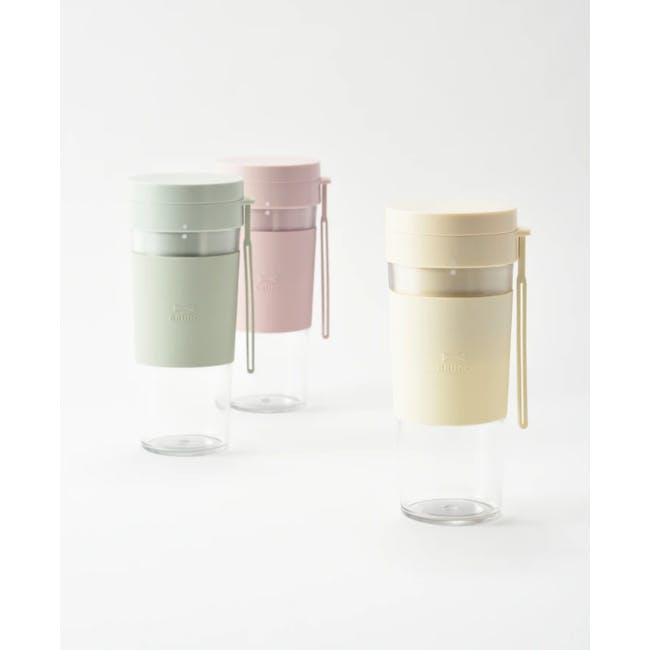 BRUNO Cordless Blender - Pink - 2