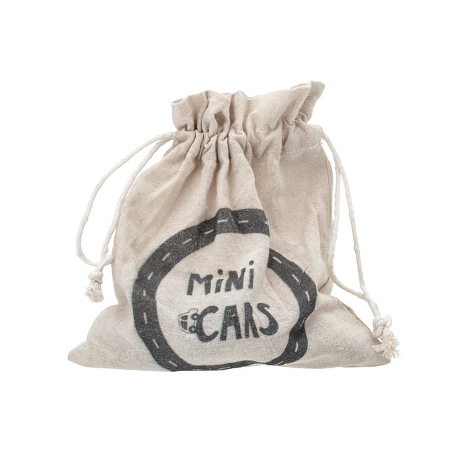 Mini Toy Car Set (Set of 6) - 2