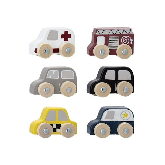 Mini Toy Car Set (Set of 6) - 0