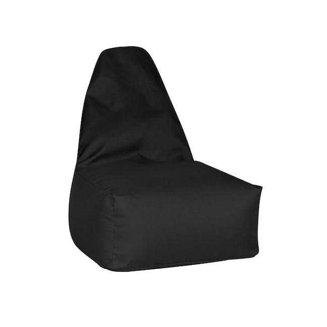 Milly Bean Bag - Black - 0