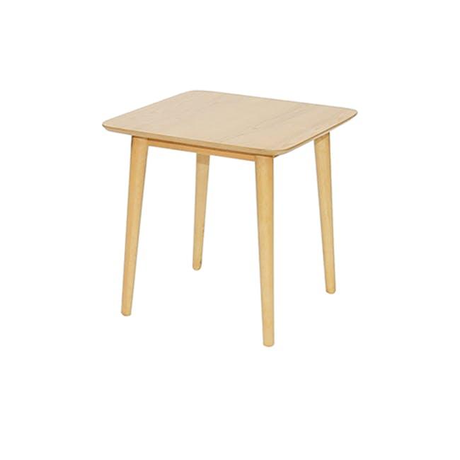 Blythe Side Table - Oak - 0