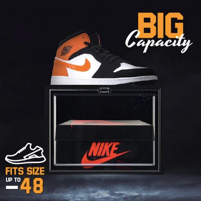 SoleMate Drop Lid Shoe Box High-Cut - 4