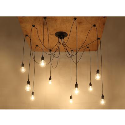 Buy ceiling pendant lamps online in singapore hipvan coraline hanging pendant lights image 2 aloadofball Image collections