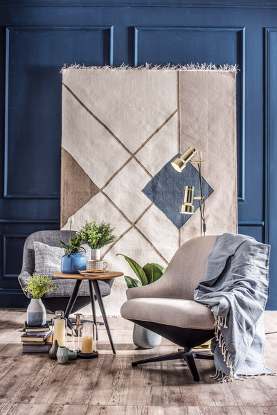Cabrio Swivel Lounge Chair - Sandstone - Image 2