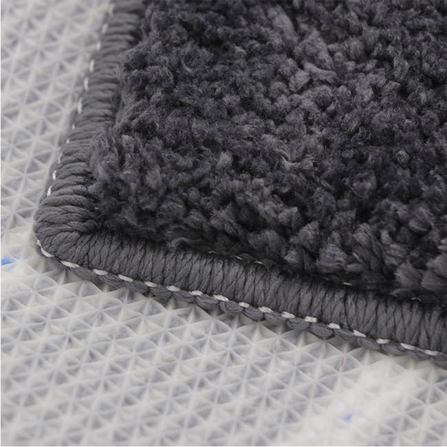 Mason Floor Mat - Chalk Stripes - 1