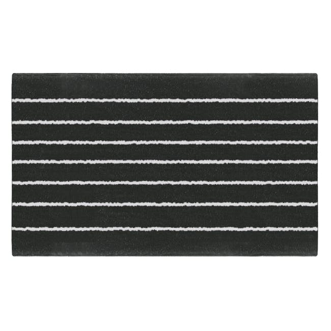Mason Floor Mat - Chalk Stripes - 0