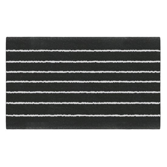 1688 - Mason Mat  45 x 65 cm - Chalk Stripes
