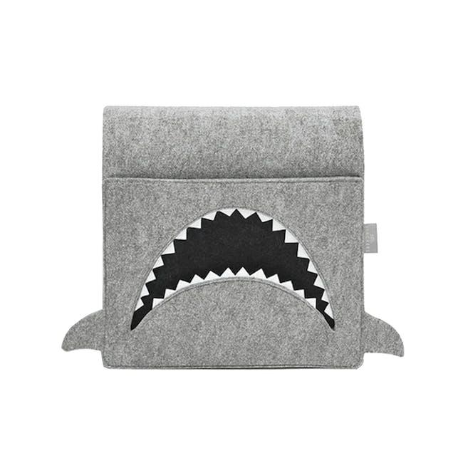 Little Stackers Bed Pocket - Mark Shark - 0