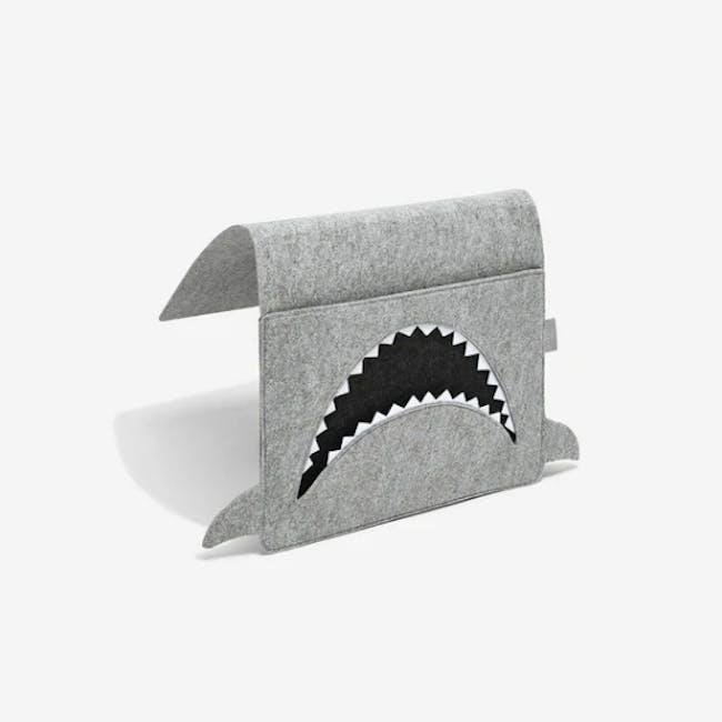 Little Stackers Bed Pocket - Mark Shark - 2