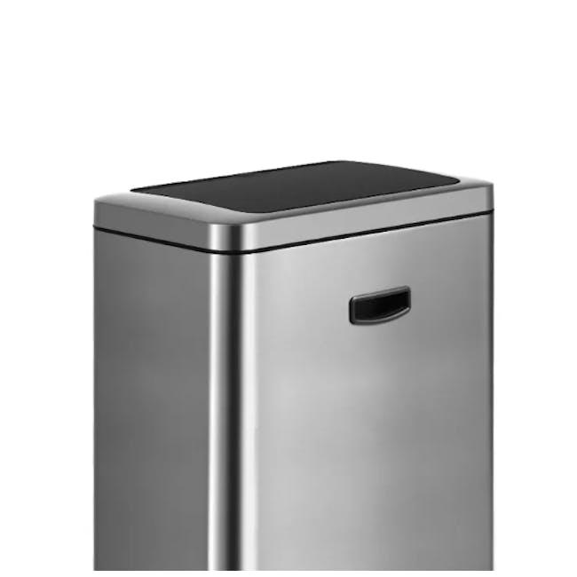 EKO Bravia Stainless Steel Motion Sensor Bin With Soft Closing 30L - 4