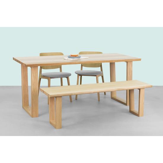 Arreda - Kai Bench / Coffee Table 1.5m - Walnut