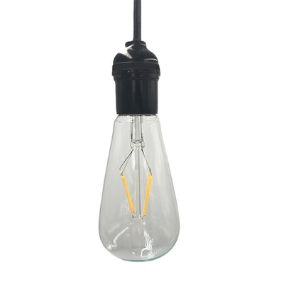 LED Edison Bulb - ST64 - Image 2
