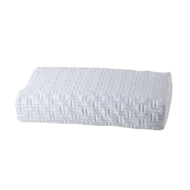 Nature Basics 100% Natural Latex Massage Pillow - 0