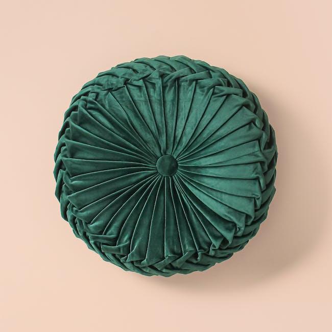 Pierogi Throw Cushion - Emerald - 3