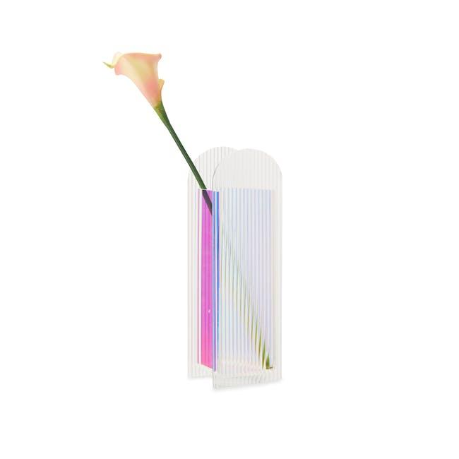 Raye Acrylic Vase - Arch - 1