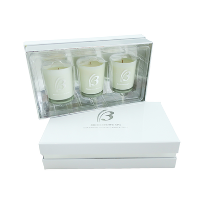 SPA Votive Candle Trio (Pack of 3)