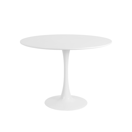 Lichang - Carmen Round Dining Table 1m - White