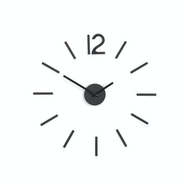 Blink Clock - Black - 0