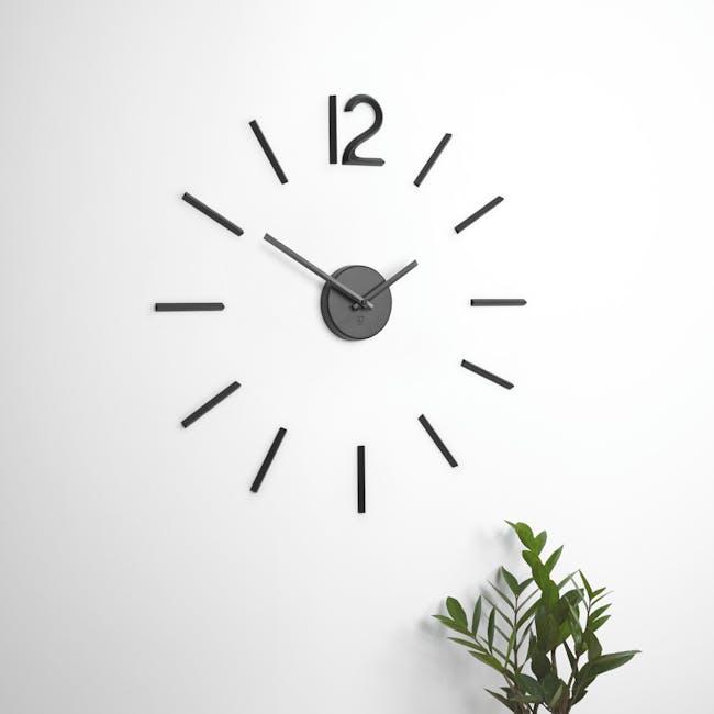 Blink Clock - Black - 2
