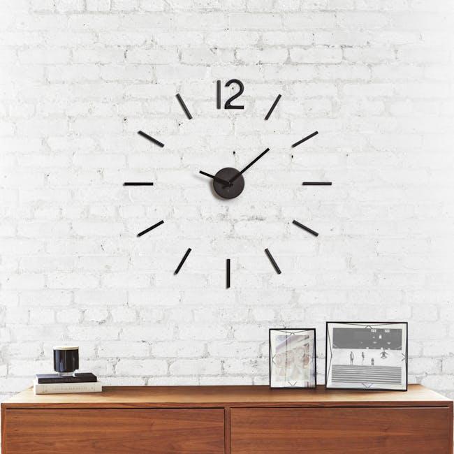Blink Clock - Black - 4