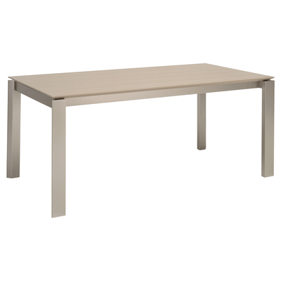 Elwood 8 Seater Dining Table - Taupe Grey