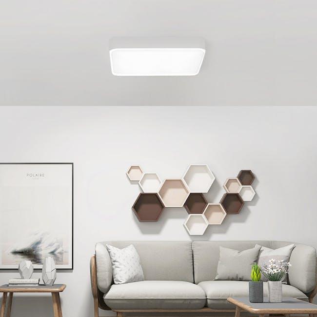 Yeelight Crystal LED Smart Ceiling Light Plus - White - 2