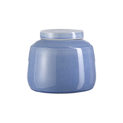 Nora Jar with Lid - Blue - Image 2