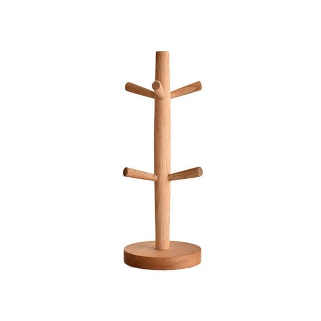 Dona Bamboo Mug Stand - 0